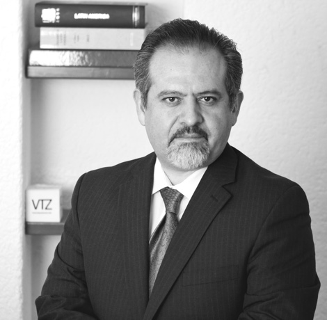 Adrian Vázquez, Band 1 Chambers, Trade Lawyer, Customs Law, Top ranked lawyer in Mexico