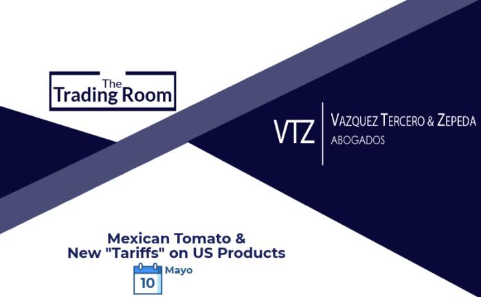 Antidumping duties, Suspension Agreement Tomatoe, New tariffs, USA's products