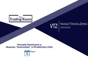 Acuerdo de Suspensión Tomate Mexicano, Investigación Antidumping, Nuevos aranceles contra productos estadounidenses