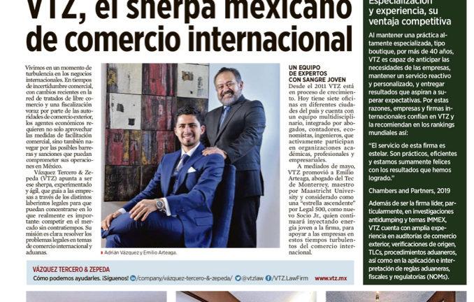 International Trade Mexican Lawyers, Free Trade Agreements, Maquila, IMMEX, Reforma, Adrian Vázquez, Emilio Arteaga, Mejores Abogados