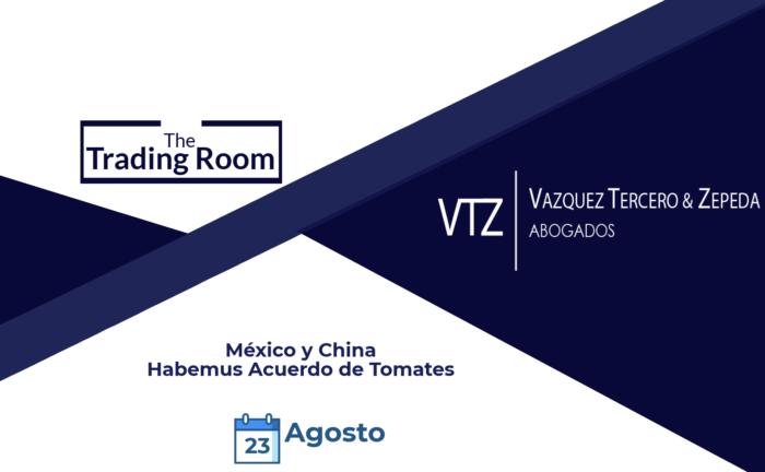 Mexico y China, Inversión y Comercio, Acuerdo de Suspensión Tomates, Antidumping en EEUU