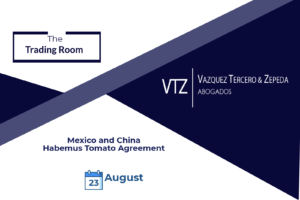 China and Mexico, Investment and Trade, Tomato Suspension Agreement