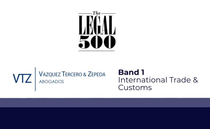 , Vazquez Tercero, Mexican Trade Lawyers, Best Lawyers, Leading Lawyers, International Trade and Customs
