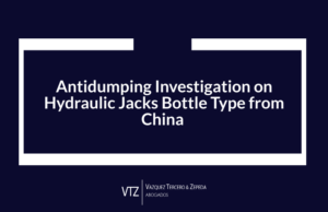 Mexican Antidumping Investigation Hydraulic Jacks from China, Mexico, Trade Lawyers