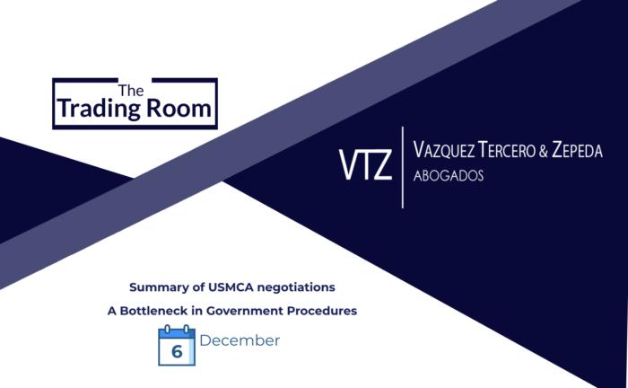Summary of USMCA negotiations, SEADE, USTR, rules of Origin, labor chapter, Mexico, NAFTA