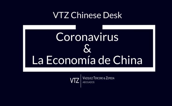 Coronavirus, Economía, China, Hong Kong, VTZ abogados, Susana Muñoz, China-Mexico,