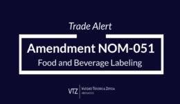 Front Warning Labels, Food and Beverages Labeling