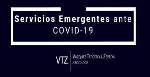 Declaratoria de Emergencia Sanitaria por COVID-19, estrategias para las empresas ante la declaratoria de emergencia sanitaria