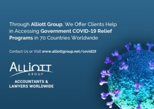 Alliott Group, Relief Measures, COVID