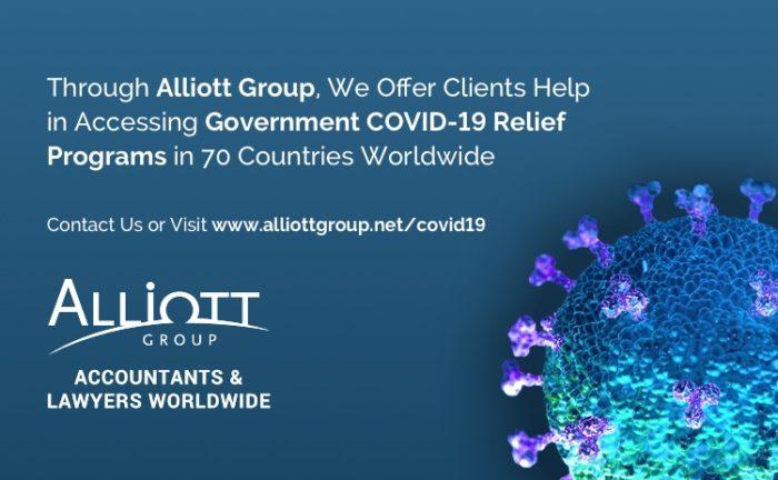 Alliott Group, Relief Measures, COVID
