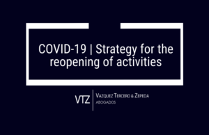 COVID-19 Reopening activities in Mexico