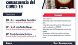 Obligaciones fiscales, Actos de fiscalización, Situación de las empresas Maquiladoras y Manufactureras en México, COVID-19, pagos provisionales de ISR, Servicio de Administración Tributaria