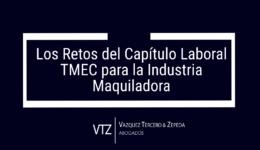 Capitulo Laboral TMEC, Mecanismo Laboral de Respuesta Rápida, Industria Maquiladora, Index