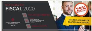 Diplomado Fiscal 2020, Colegio de Contadores Públicos de Guadalajara, actualización en temas fiscales