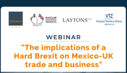 Brexit, Mexico, UK, Reino Unido, Comercio Internacional, International Trade, Business,