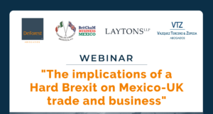 Brexit, Mexico, UK, Reino Unido, Comercio Internacional, International Trade, Business,