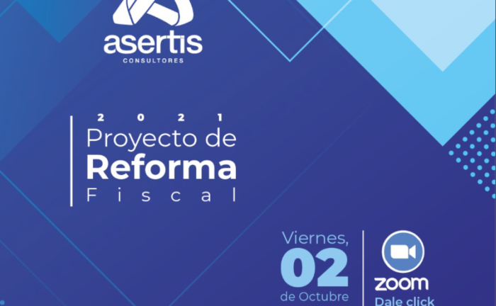 Reforma Fiscal, Ley de ISR 2021, IVA 2021, Codigo Fiscal de la Federación 2021