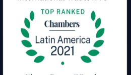 Chambers and Partners Latin America 2021, Mexico, Leading Trade Lawyers, Adrián Vázquez Chambers and Partners, Eduardo Zepeda Chambers and Partners