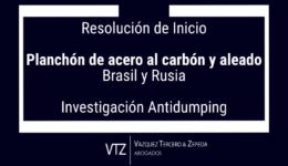 Investigación antidumping sobre las importaciones de planchón de acero al carbón y aleado originarios de Brasil y Rusia, Valor normal reconstruido