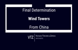 Antidumping duties on wind towers from China, Mexico antidumping investigation wind towers