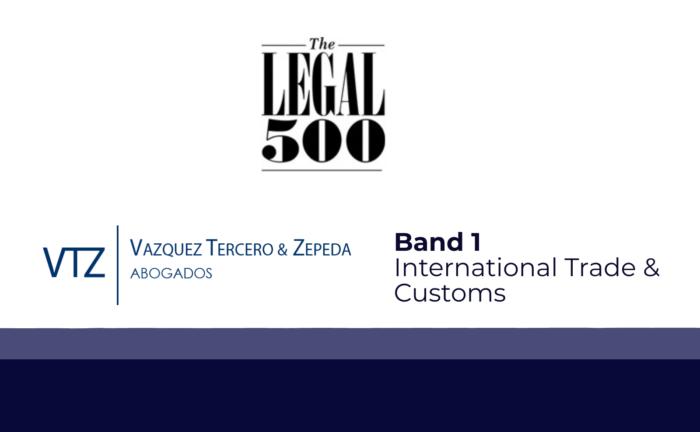 The Legal 500 | VTZ International Trade & Customs