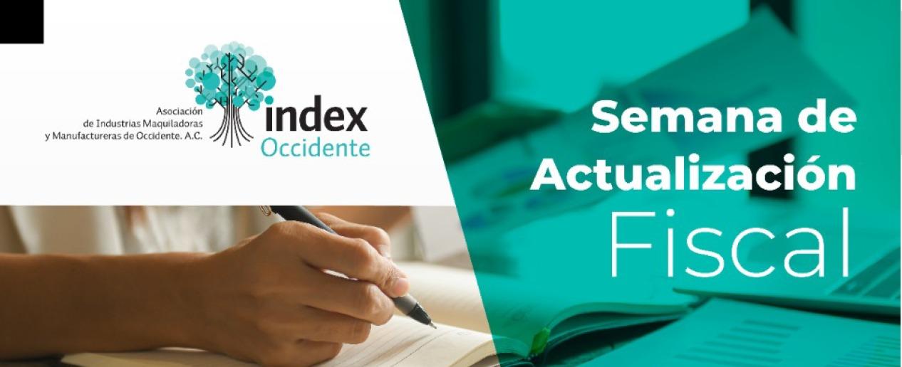Semana de actualización fiscal | Index